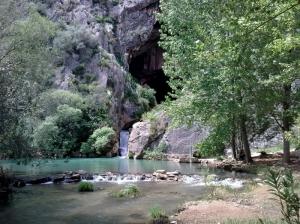 Cueva del Gato. Foto: Molino La Flor.